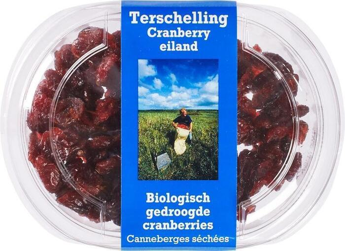 Gedroogde cranberry (100g)