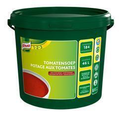 Knorr Tomatensoep 3KG 1x (3kg)