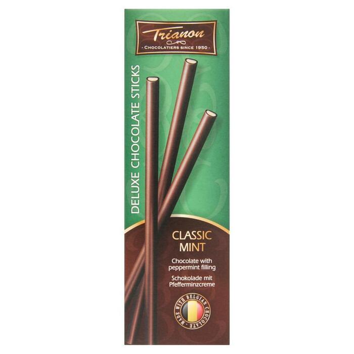 Chocolade stick mint (125g)