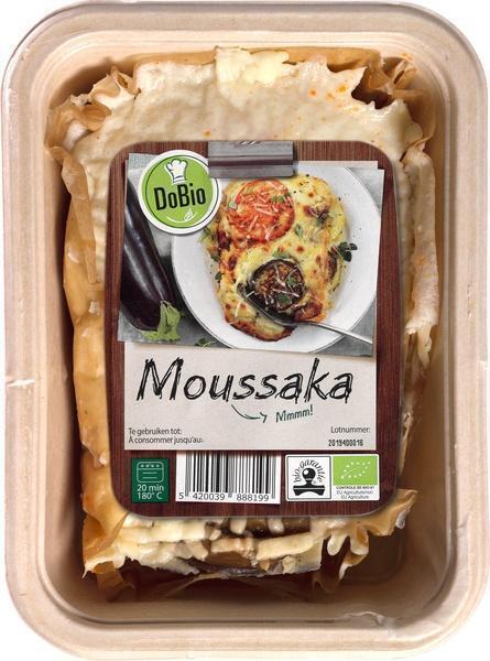 Griekse moussaka (400g)