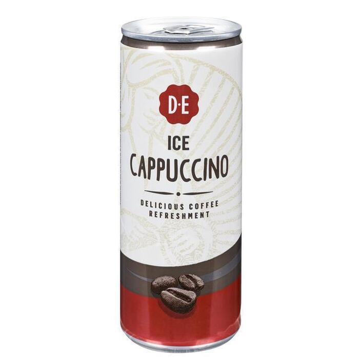 Houdbare drink ice cappuccino (250ml)
