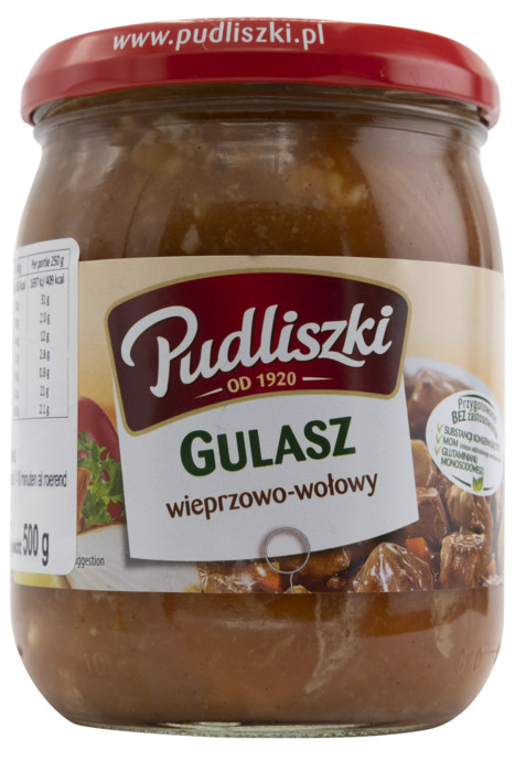 Food Goulash (500g)