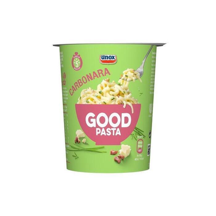 Good pasta spaghetti met carbonarasaus (Stuk, 71g)