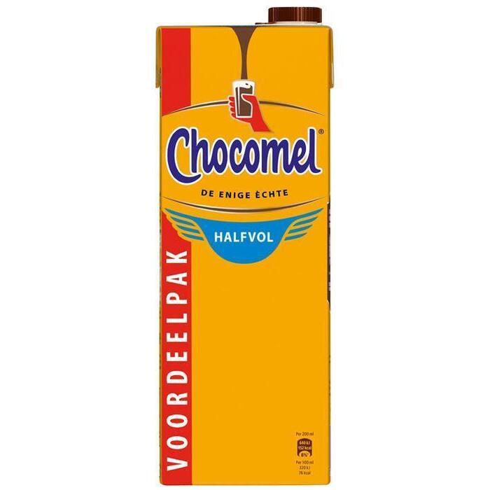 Chocomel Halfvol Voordeel 1, 5L (1.5L)