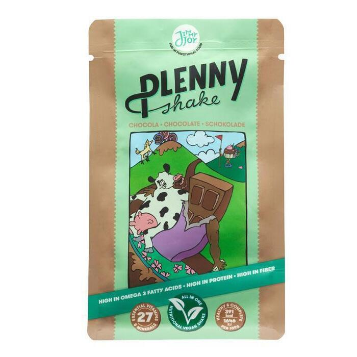 Jimmy Joy Plenny shake vegan chocolate (100g)