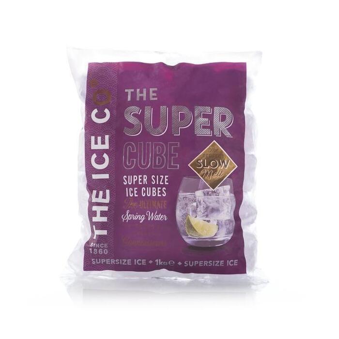 The Ice Co Premium super ijsblokjes (1kg)