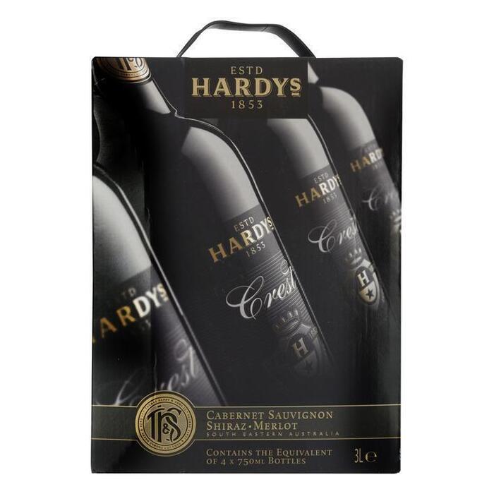 Hardys Crest Rood (3L)