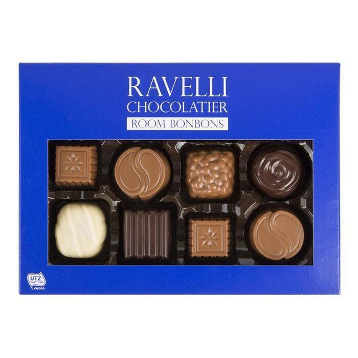 Ravelli Chocolatier Roombonbons (12 × 200g)