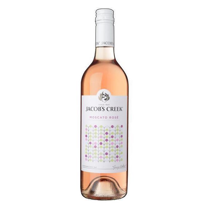 Moscato rosé (glas, 0.75L)