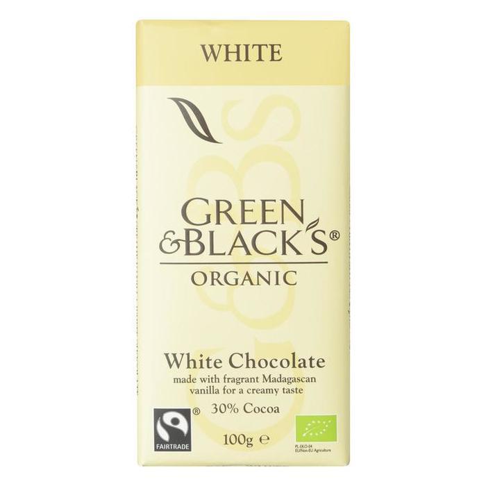 White Chocolate (100g)