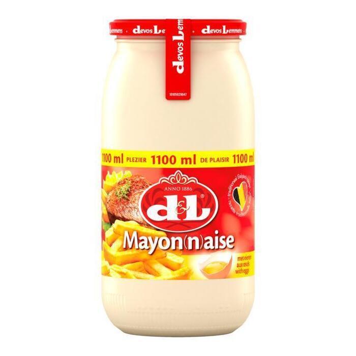 Mayonaise (pot, 1.1L)