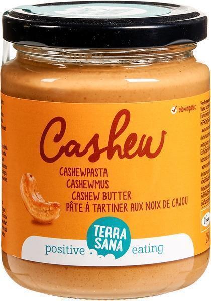 Cashewpasta TerraSana 250g (250g)