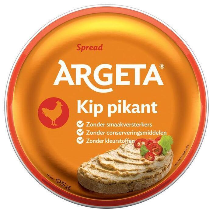 Argeta Spread Kip Pikant 95g (95g)