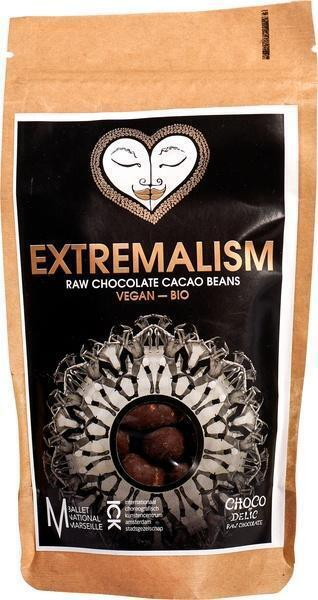 Extremalism raw chocolate cacao beans (70g)
