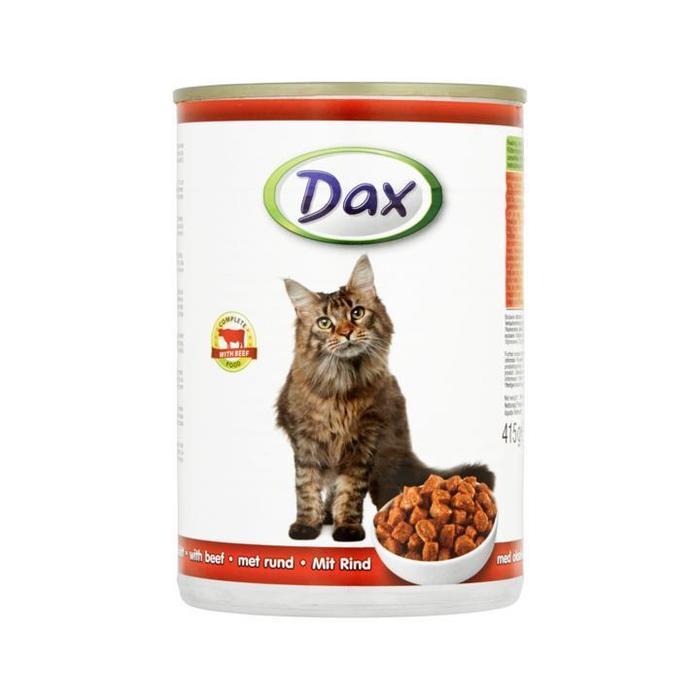 Dax Complete Food met Rund 415g (415g)