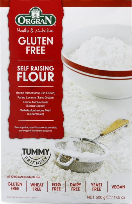 Orgran Zelfrijzend bakmeel glutenvrij (500g)