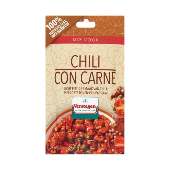 Verstegen Mix voor Chili con Carne 25 g (25g)