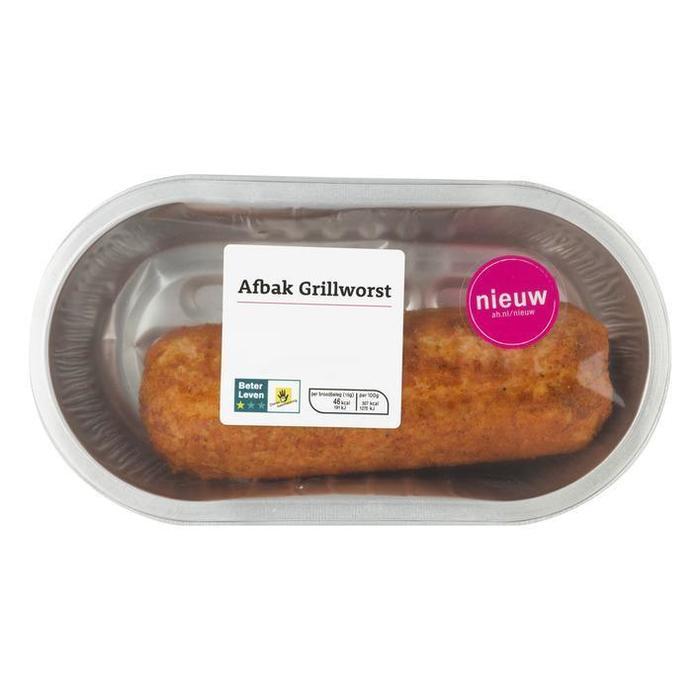 Afbak grillworst (250g)