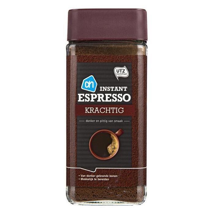 Oploskoffie Espresso (100g)