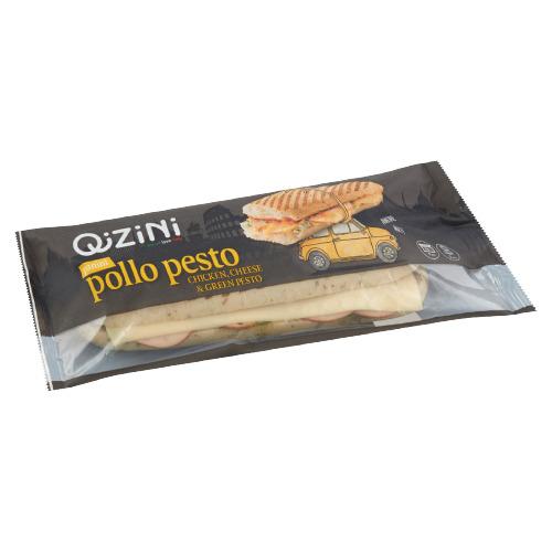 Panini pollo pesto (Stuk, 180g)
