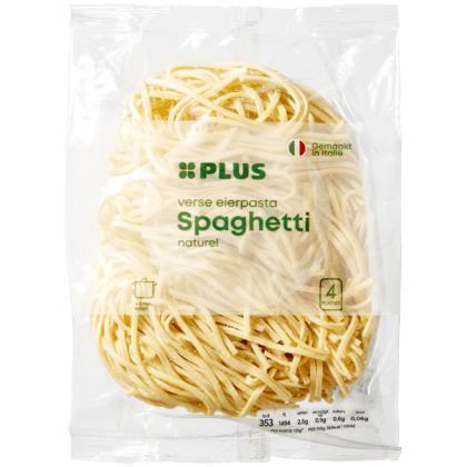 PLUS Spaghetti naturel (500g)