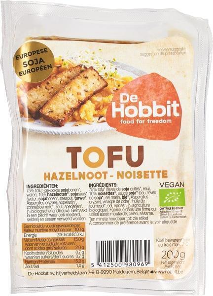 Tofu Hazelnoot (200g)