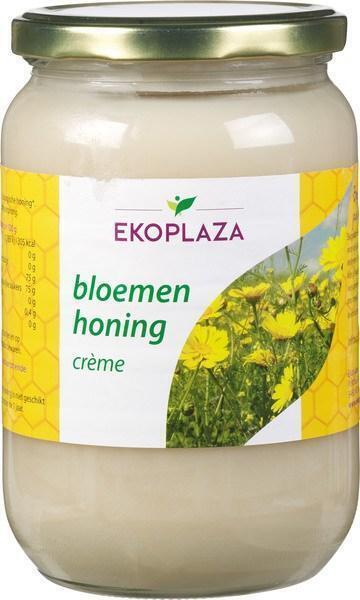 Bloemenhoning crème (pot, 900g)