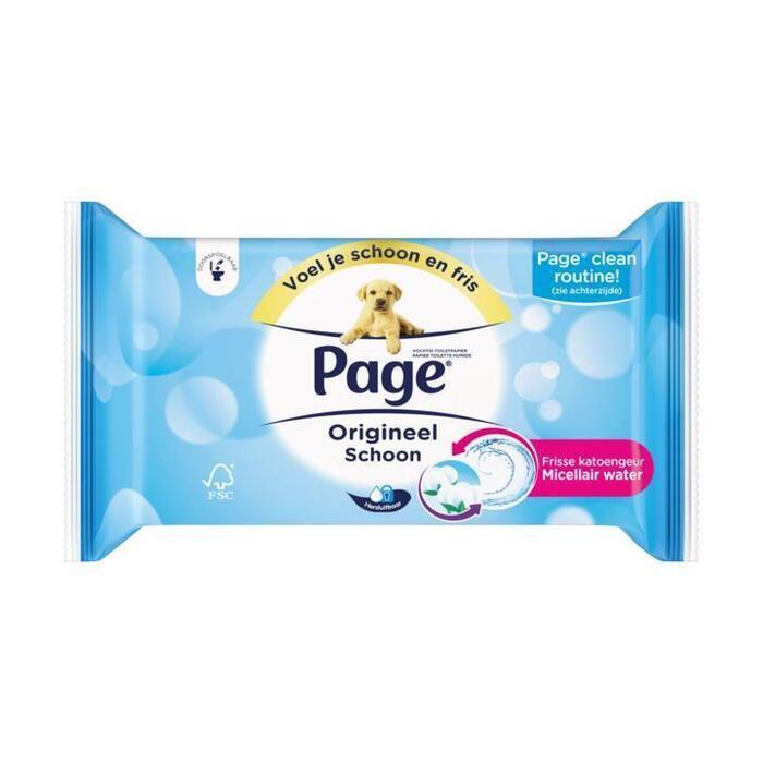 Page Vochtig Toiletpapier Fresh 42 Stuks (42 st.)