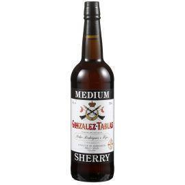 Barbadillo Gonzales sherry medium (rol, 75 × 0.75L)