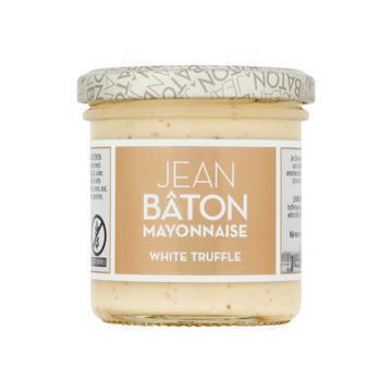 Jean Bâton Mayonaise Truffel Wit 135 ml (135ml)