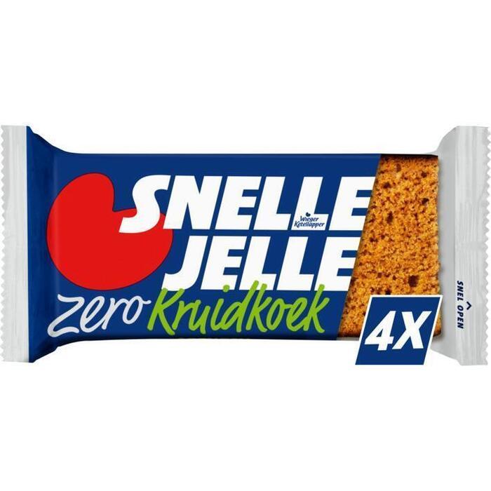 Snelle Jelle Zero (Stuk, 168g)