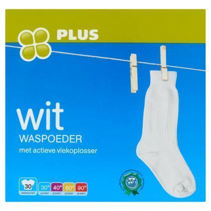 Waspoeder wit 30 scoops (2.02g)