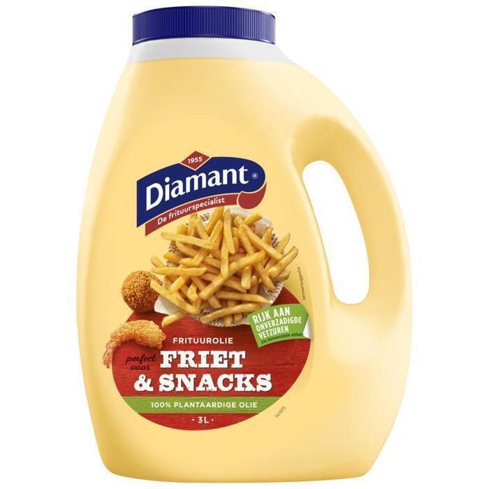 Diamant Friet & snacks frituurolie (3L)