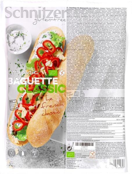 Baguette classic (360g)