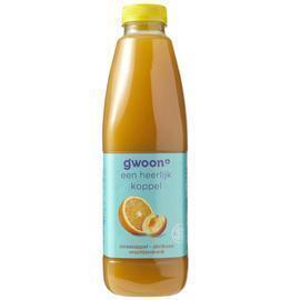 g'woon Vruchtendrank sinaasappel - abrikoos (1L)