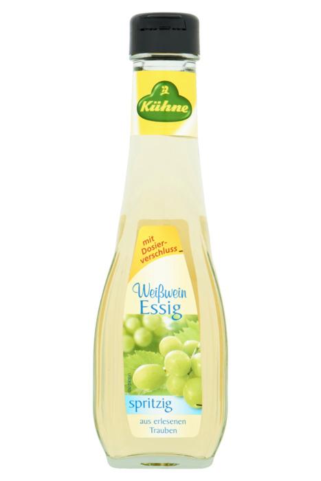 Kühne Witte Wijnazijn 250 ml (250ml)