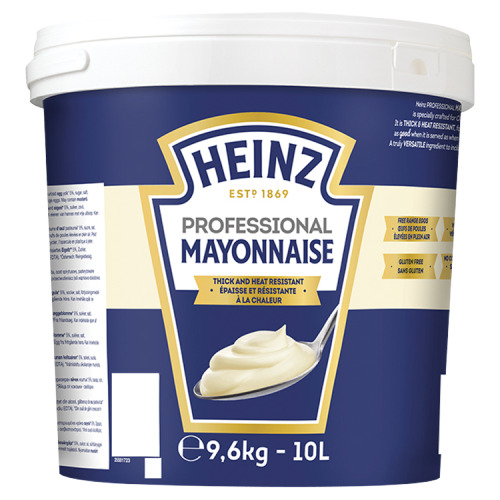 Heinz Professional Mayonnaise 10L (9.6kg)