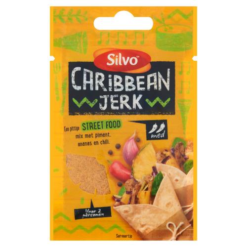 Silvo Caribbean jerk (15g)