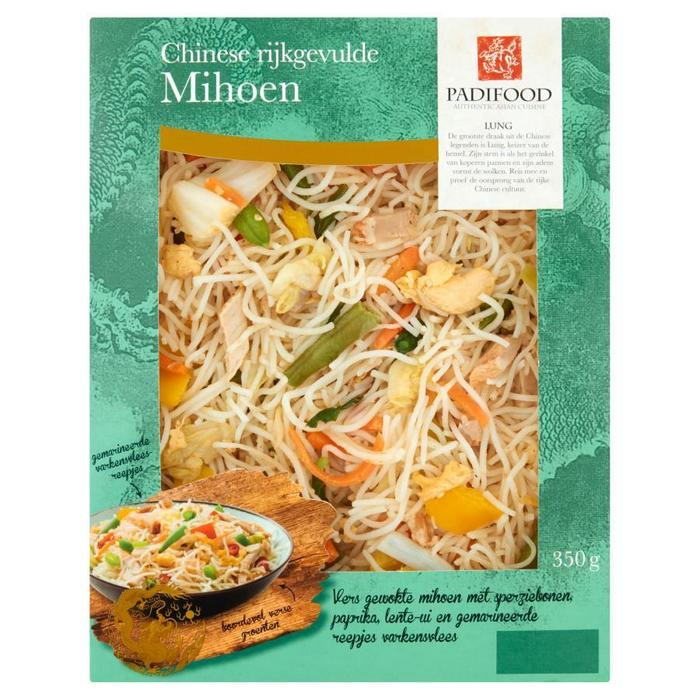 Padifood Chinese Rijkgevulde Mihoen 350 g (Stuk, 350g)