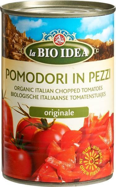 Pomodori Originale (blik, 400g)