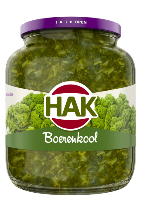 Boerenkool (pot, 680g)