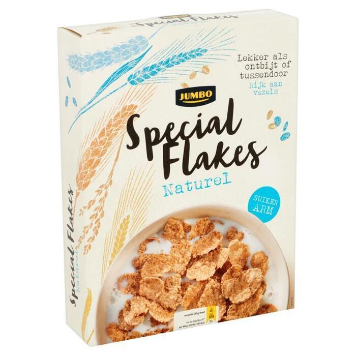 Jumbo Special Flakes Naturel 350 g (350g)