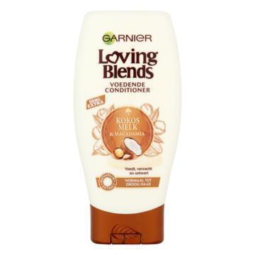 Loving Blends Kokosmelk & macadamia conditioner (250ml)