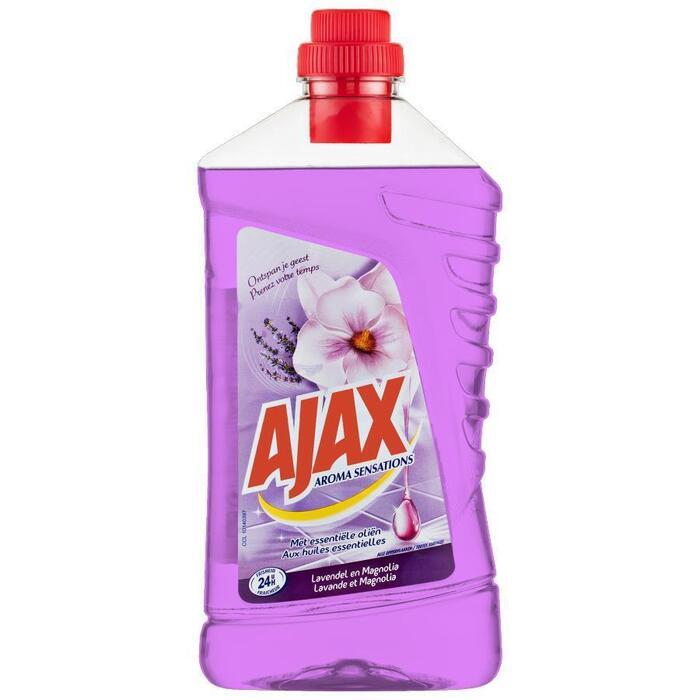 Ajax Aroma Sensation Lavendel en Magnolia Alle Oppervlakken 1 L (1L)
