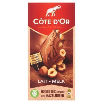 Bloc hazelnoot melk (180g)