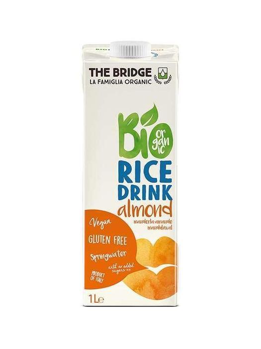 Rijstdrink met amandelen The Bridge 1ltr (1L)