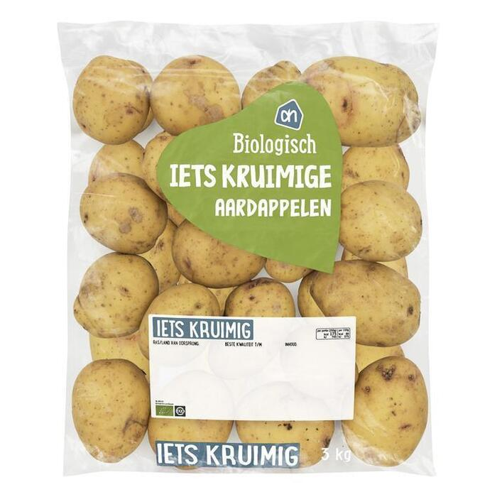 AH Biologisch Iets kruimige aardappelen (3kg)