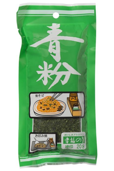 Takaokaya Yama aonori zeewiersnippers (20g)