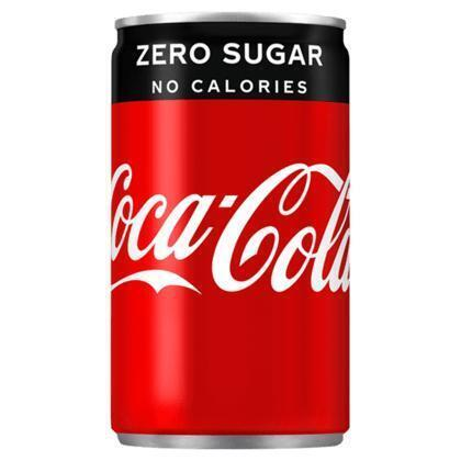 Coca-Cola Zero (rol, 15 × 150ml)
