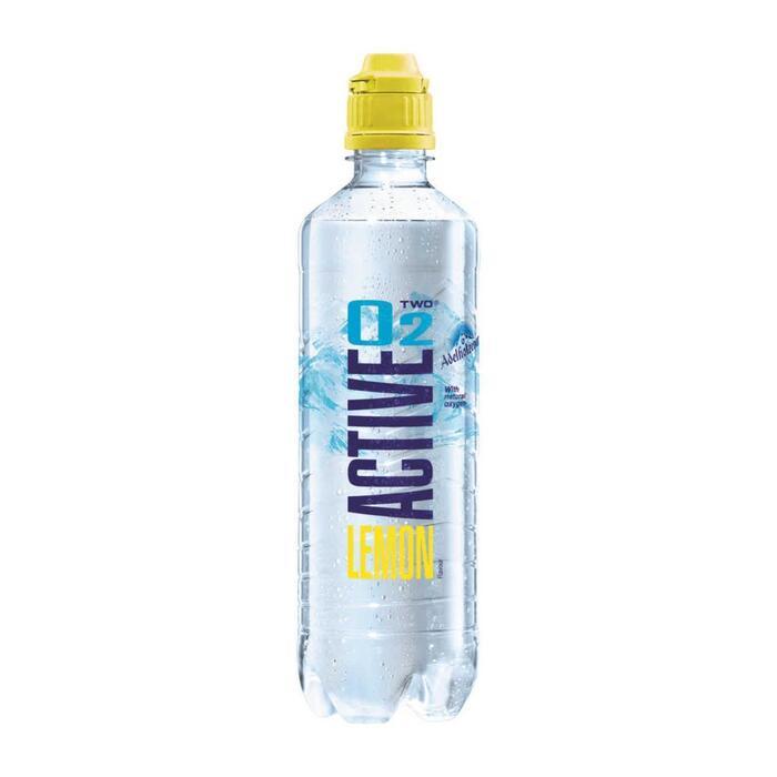 Active O2 Lemon (0.5L)